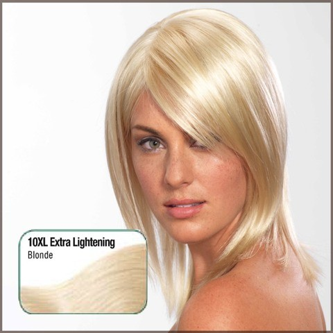 Coloration 10XL blond ultra clair