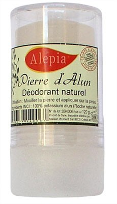 Pierre d'Alun stick
