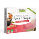 Ampoules Force tonique bio