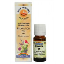 Huile d'Ambiance : Relaxation Zen bio