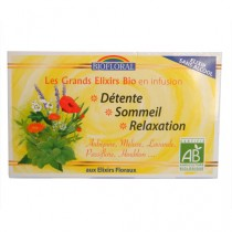 Infusion Détente Sommeil Relaxation bio