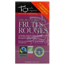 Thé blanc bio Fruits rouges