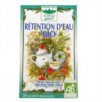 Tisane bio rétention d'eau