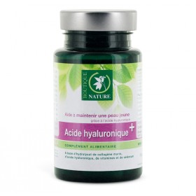 Acide hyaluronique+
