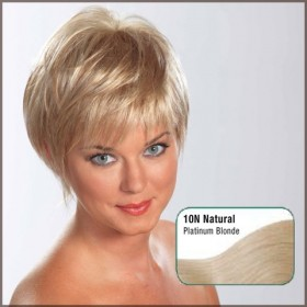Coloration 10N Blond platine naturel