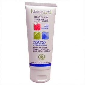 Crème soins universelle Dermaclay