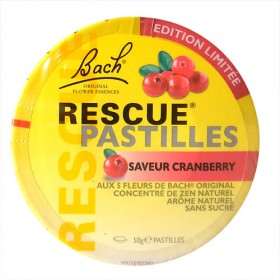 Rescue Remedy Pastilles Cranberry