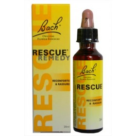 Gouttes de Bach Rescue 20ml