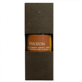 Synergie d'huiles essentielles : Evasion