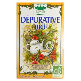 Tisane Dépurative bio