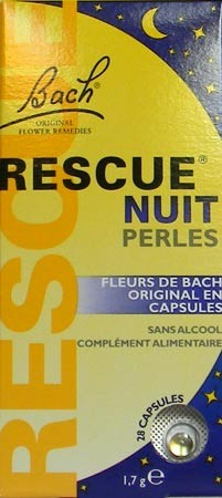 Rescue Remedy Nuit Perles